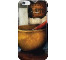 Pharmacist - Mortar and Pestle iPhone Case/Skin