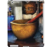 Pharmacist - Mortar and Pestle iPad Case/Skin