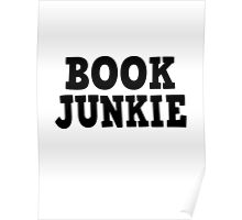 Book Junkie Poster
