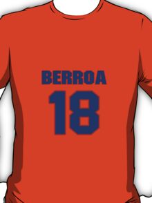 National baseball player Geronimo Berroa jersey 18 T-Shirt