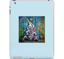 Baby Elephant Bathing iPad Case/Skin