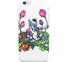 The Goblins in The Flowers iPhone Case/Skin