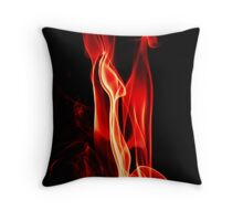 Hot or what! Throw Pillow