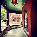 Original Governor's Mansion by Sue Morgan