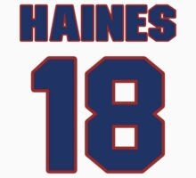 National baseball player Jesse Haines jersey 18 by imsport