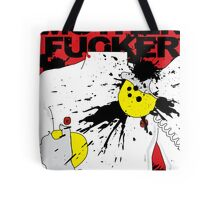 LOVE IS A MOTHERFUCKER Tote Bag