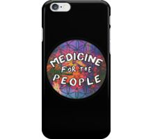 "Medicine For The People | ""Great Spirit"" Fan Art iPhone Case/Skin"
