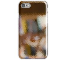 Colors Under Glass iPhone Case/Skin