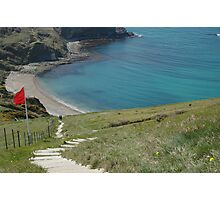 Lulworth Cove 8 Photographic Print
