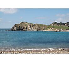 Lulworth Cove 10 Photographic Print