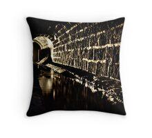 Subterranean Geelong Throw Pillow