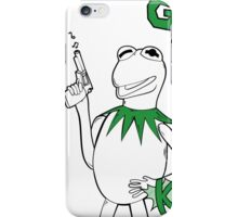 Green Guy iPhone Case/Skin