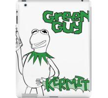 Green Guy iPad Case/Skin