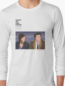 Celeste and Jesse Forever Long Sleeve T-Shirt
