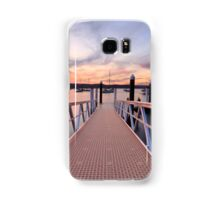 Sunset at Saratoga Australia Samsung Galaxy Case/Skin