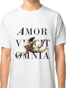 Angel of Love (Love Conquers All) Classic T-Shirt