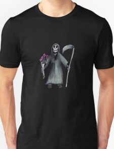 Death, it's not his fault. Unisex T-Shirt