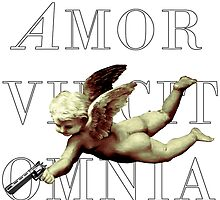 Angel of Love (Love Conquers All) by thesamba
