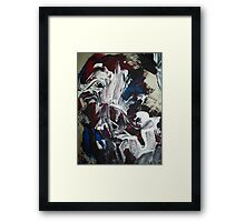 Who's Your Master Framed Print