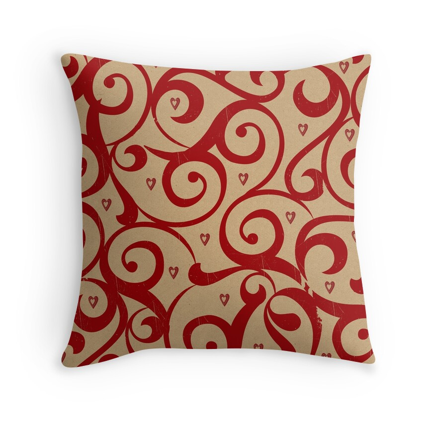 Throw Pillows Tan :