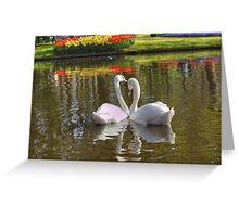 Keukenhof Garden, Lisse Netherlands Greeting Card