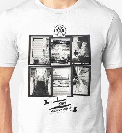Literally A Shirt Ad Unisex T-Shirt