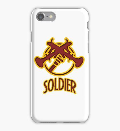 TF2 Soldier iPhone Case/Skin