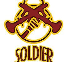 TF2 Soldier by BRPlatinum