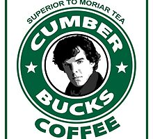 Cumberbucks Coffee - Superior to Moriar Tea by Everett Day