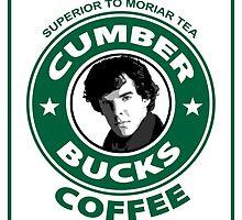 Cumberbucks Coffee - Superior to Moriar Tea by Everett Day