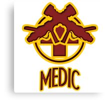 TF2 Medic Canvas Print