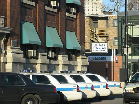 Chicago Police Station by cfam