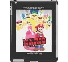 Mario Vs. The Worlds iPad Case/Skin