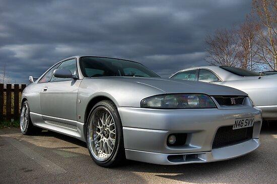 Nissan Skyline GT-R by Rob Smith