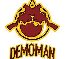 TF2 Demoman by BRPlatinum