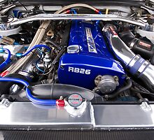 RB26DETT by Rob Smith