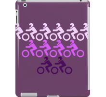 Motor cross iPad Case/Skin