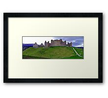 Ruthven Barracks Framed Print