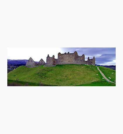 Ruthven Barracks Photographic Print