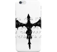 Alduin - The Elder Scrolls V: Skyrim (No Background) iPhone Case/Skin