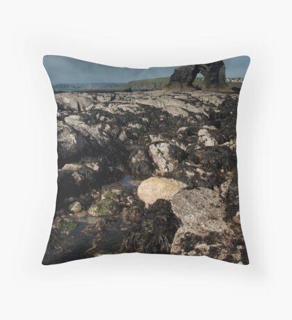 'Arch Evil' Throw Pillow