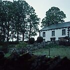 Village house in Caldbeck Cumbria England 198405250007m by Fred Mitchell