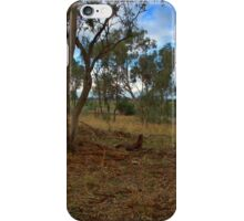 View from the hills. iPhone Case/Skin