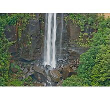 Midway Stop Fitzroy Falls Photographic Print