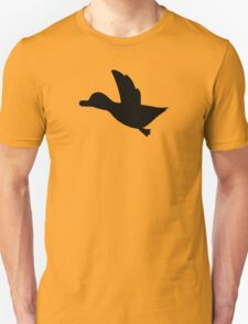 Duck Hunt Symbol - Super Smash Bros. (black) T-Shirt