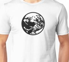 Earthbound Symbol - Super Smash Bros. (black) Unisex T-Shirt