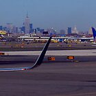 Newark Airport II by Tom Gomez