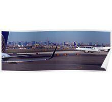Newark Airport II Poster
