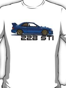 Subaru Impreza WRX 22B Sti T-Shirt