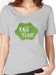 Kale Yeah! Women's Relaxed Fit T-Shirt